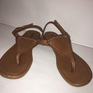 Michael Kors velcro sandals